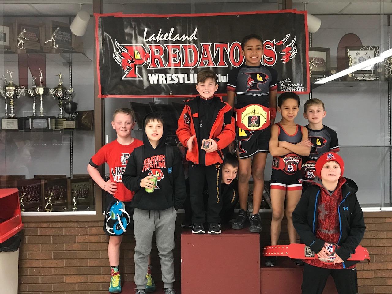 Predator Open 2019