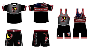 Lakeland predators singlet package